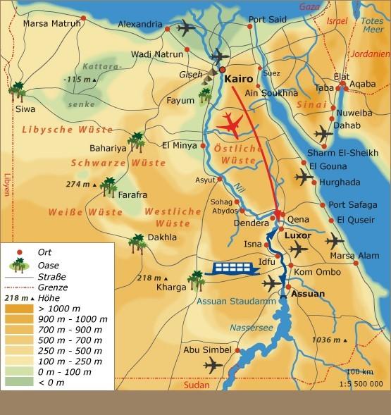 Beste Spielothek in Aegypten finden